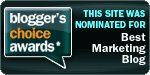 Blogger's Choice Award